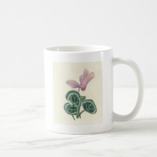 Cyclamen Coffee Mug