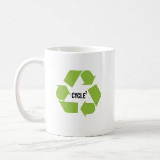Cycle 2 coffee mug