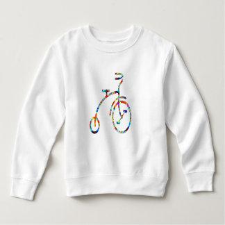 CYCLE :  Exercise, Games, Fitness, bicycle Sweatshirt
