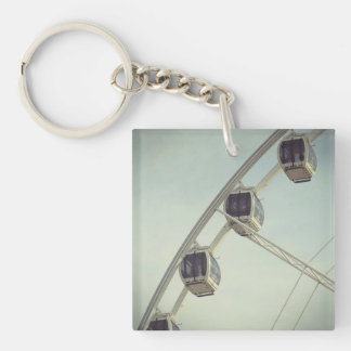 Cycle Key Ring
