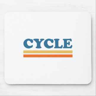 cycle mouse pads