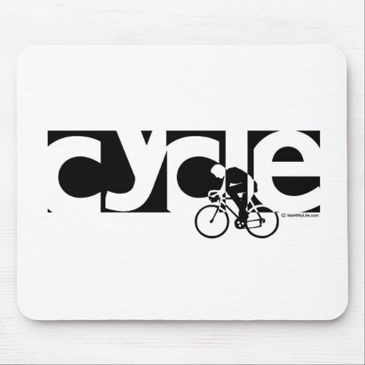 Cycle Mouse Pad