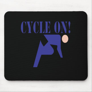 Cycle On Mousepads