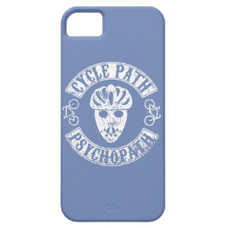 CYCLE PATH PSYCHOPATH (wht) Barely There iPhone 5 Case