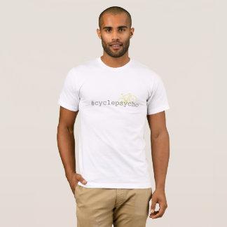 Cycle Psycho Funny T-Shirt