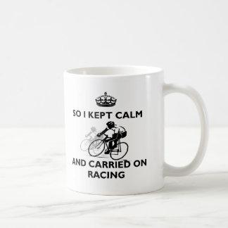Cycle Racing  Mug