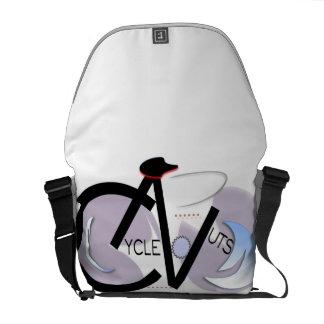 CycleNuts Rickshaw Messenger Bag