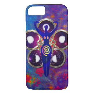 Cycles 3D Goddess Worship iPhone 8/7 Case