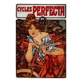 Cycles Perfecta Poster