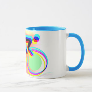 Cycling bicycle Biker Mug