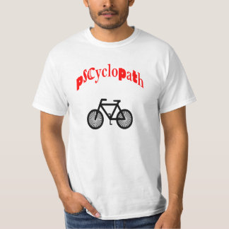 Cycling Bike Fan T-Shirt