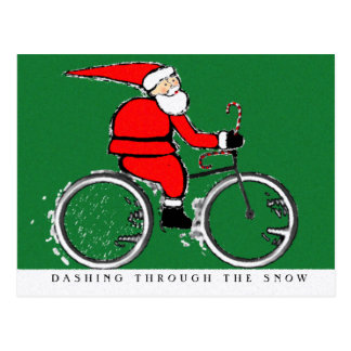 Cycling Christmas Cards