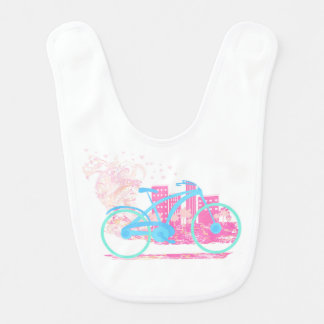 Cycling Design Baby Bib