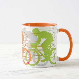 Cycling Design Mug