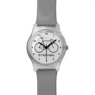 Cycling Design Watch