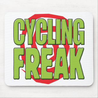 Cycling Freak G Mousemats