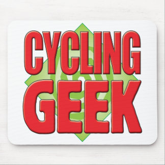 Cycling Geek v2 Mousemats