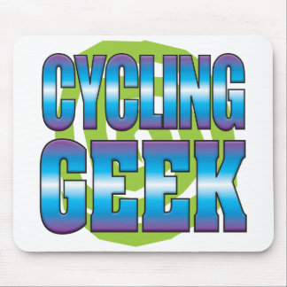 Cycling Geek v3 Mousepads