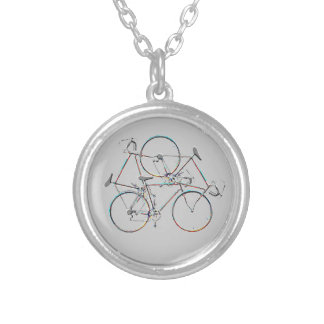 cycling ideas necklace