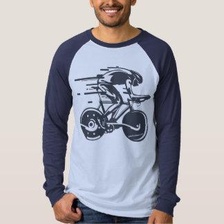 Cycling Light Grey T-shirt