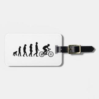 Cycling Bag Tag
