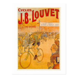 Cycling Postcard