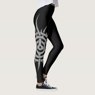 CYCLING Spiked Chainring Leggings