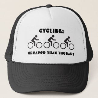 Cycling therapy cap