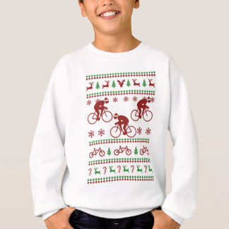Cycling Ugly Christmas Sweater