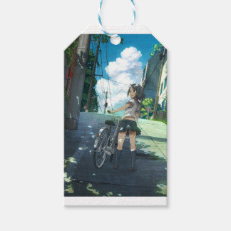 Cycling Under The Sun Gift Tags