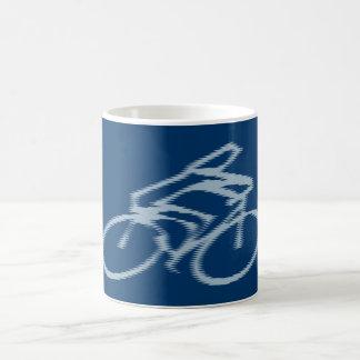 Cyclist bicyclist mug