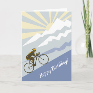 mountain bike cards zazzle au