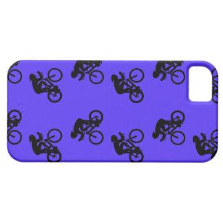 Cyclist triathlon iPhone case