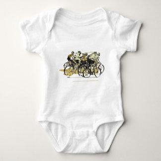 Cyclists Baby Bodysuit