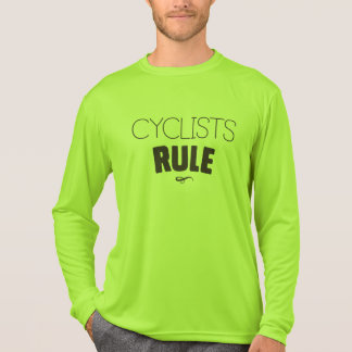 Cyclists Rule T-Shirt
