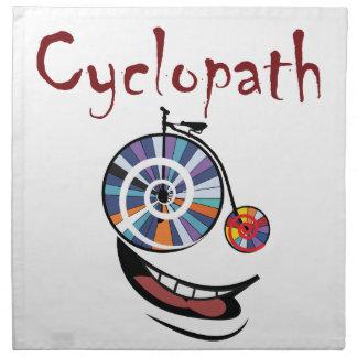 Cyclopath Napkin