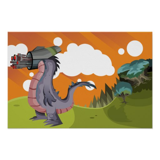 Cycloposaurodon Posters