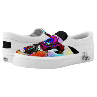 Cyclops Junkie low-tops Slip-On Shoes