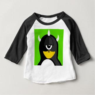 Cyclops Penguin Baby T-Shirt