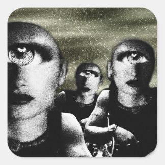 Cyclops Rock Sticker