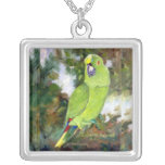 Cydney Yellow Naped Parrot Jewelry