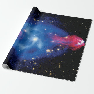Cygnus A Galaxy X-Ray Montage Outer Space Photo