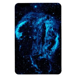 Cygnus Loop Nebula Vinyl Magnets