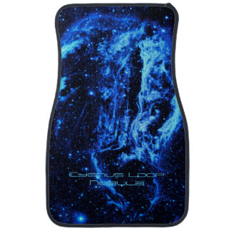 Cygnus Loop Nebula outer space picture Car Mat