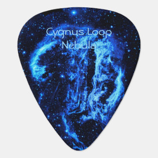 Cygnus Loop Nebula outer space picture Plectrum
