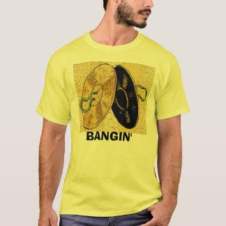 cymbals, BANGIN' T-Shirt