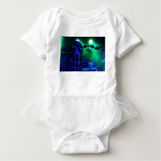 Cymbals in the Fog Baby Bodysuit