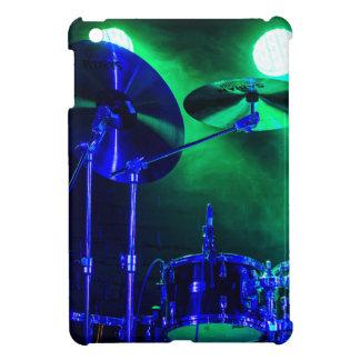 Cymbals in the Fog iPad Mini Cases