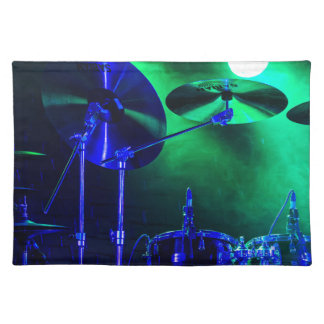 Cymbals in the Fog Placemat