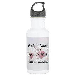 Cymbidium Baltic Dew Freckle Face Wedding Products 532 Ml Water Bottle